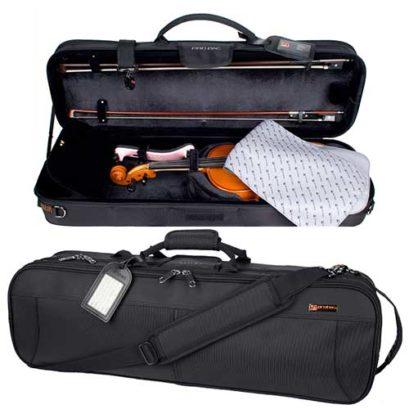 Protec Pro Pac Deluxe Violin Case