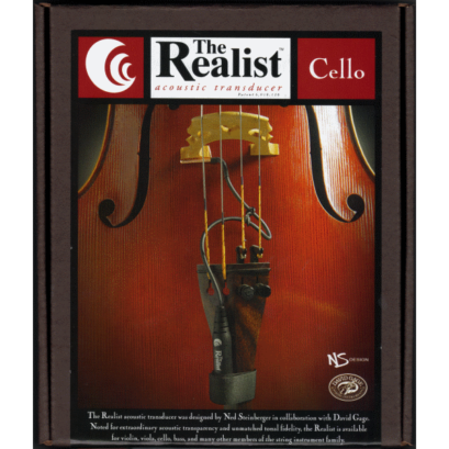 Realist Copperhead Cello Pickup