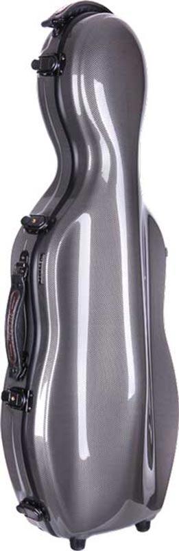 tonarelli cello shaped viola case graphite