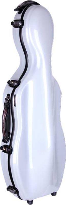 tonarelli cello shaped viola case pearl graphite