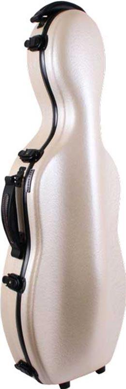 tonarelli cello shaped viola case pearl