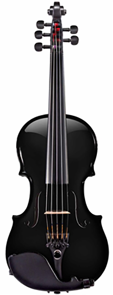 Glasser AEX Carbon Acoustic Electric 5 String Violin Outfit