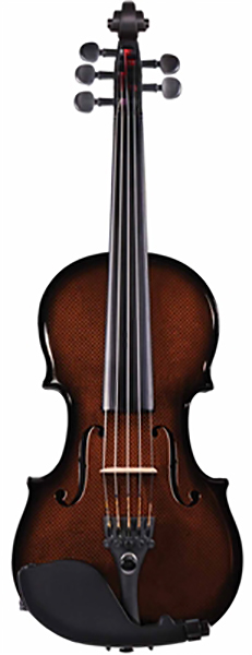 Glasser Carbon Composite Acoustic Electric 5 String Viola