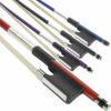 Glasser fiberglass colored stick cello bow