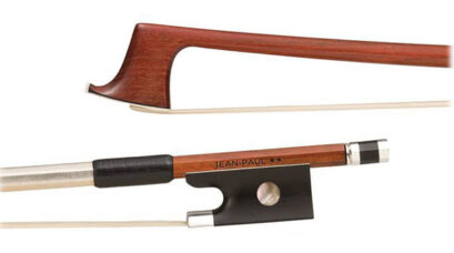 Jon Paul Pernambuco Silver Violin Bow