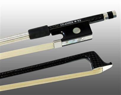 Glasser Braided Carbon Fiber Violin Bow