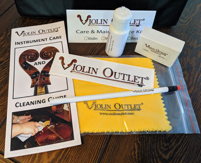 Violin Outlet Care Kit
