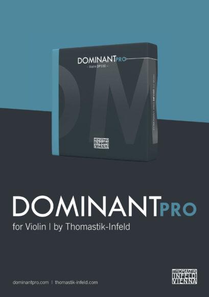 NEW Thomastik-Infeld Dominant Pro Violin Set – Introductory Special