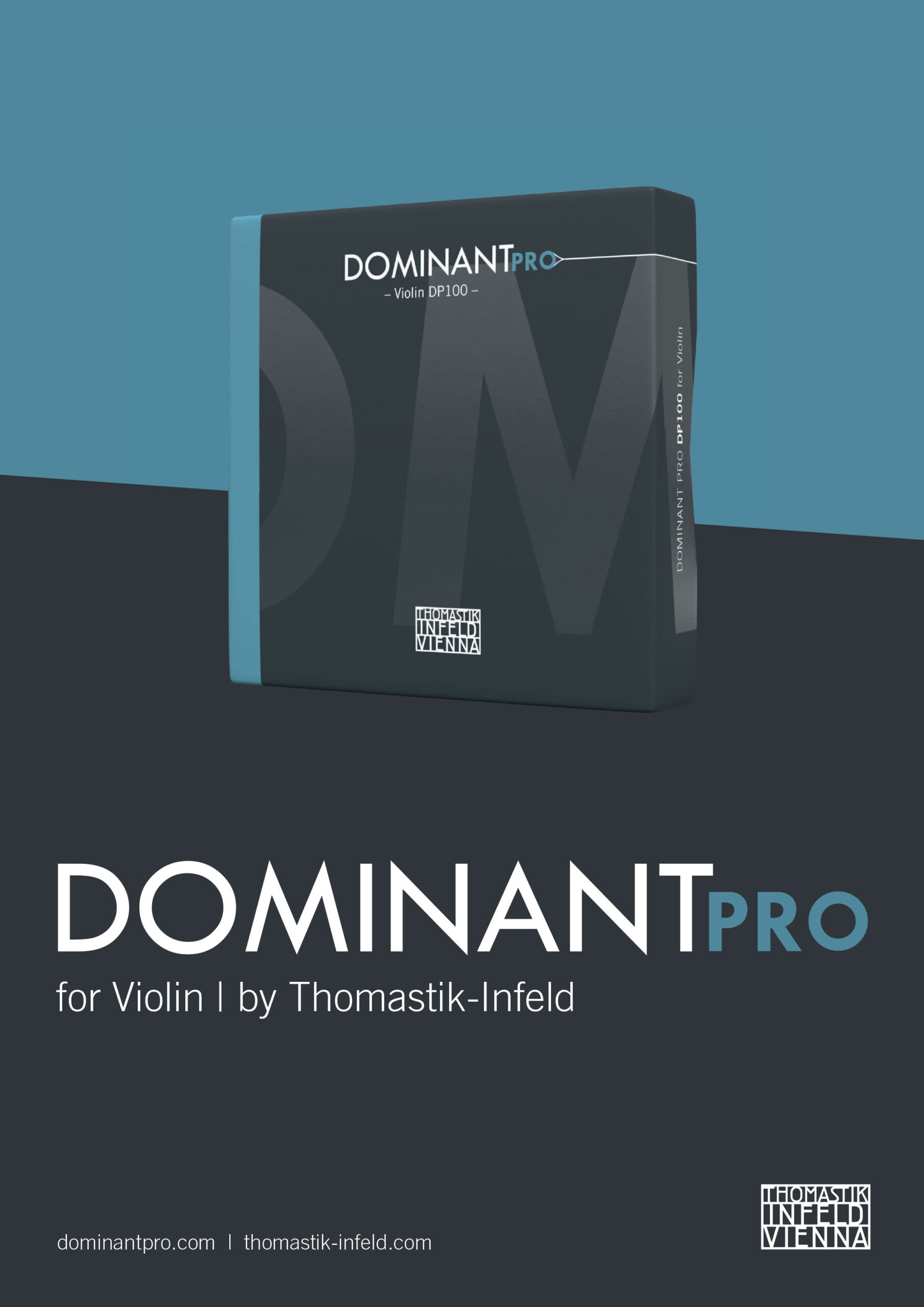 NEW Dominant Pro Violin Strings now available at Violin Outlet